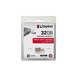 USB KINGSTON MD 32G MICRO DUO USB 3.0+TYPE C