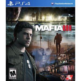 PS4 igra MAFIA 3