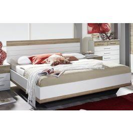 Set krevet TARRAGONA + 2 noćna ormarića 160x200
