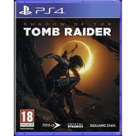 PS4 igra SHADOW OF THE TOMB RIDER