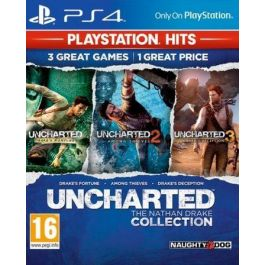 PS4 igra UNCHARTED COLLECTION HITS