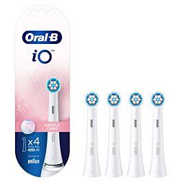 Zamjenske glave ORAL-B iO Care White 4ct