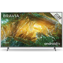 4K LED TV SONY KD65XH8077SAEP