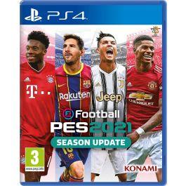 PS4 igra eFootball PES 2021 Season Update