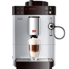 Aparat za kavu MELLITA CAFFEO PASSIONE, srebrni