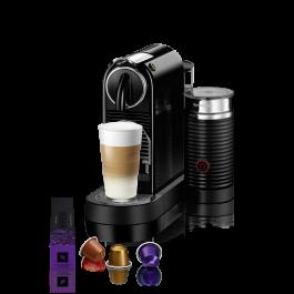 Aparat za kavu NESPRESSO CITIZ WITH MILK D123-EUBKNE-S