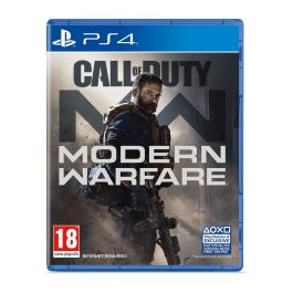 PS4 Igra Call of Duty MODERN WARFARE