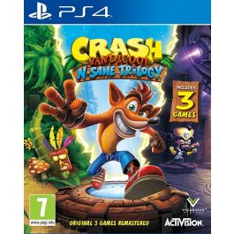 PS4 igra CRASH BANDICOOT N. SANE TRILOGY