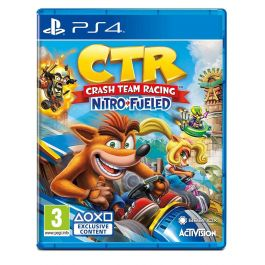PS4 Igra CRASH TEAM RACING NITRO FUELED