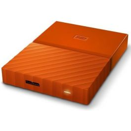 Eksterni tvrdi disk WD MY PASSPORT 2TB, Orange