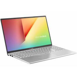 "Laptop ASUS X512DA-EJ435T VivoBook Transp. Silver 15.6"""