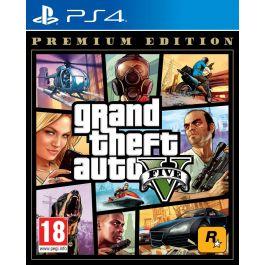 PS4 Igra GTA V Premium Edition
