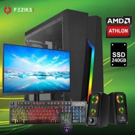 Stolno računalo Hyper X 2109/Monitor/Tipkovnica/Miš/Zvučnici