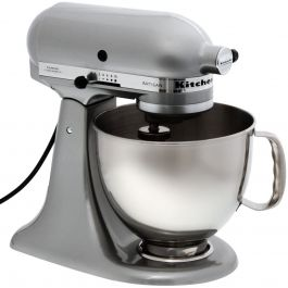 Kuhinjski robot KITCHENAID KA5KSM150PSEMC, Metallic Chrome