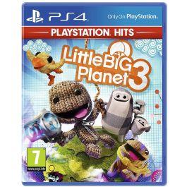 PS4 Igra LITTLE BIG PLANET 3 HITS
