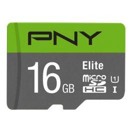 Memorijska kartica PNY microSDHC Elite 16 GB