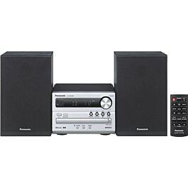 Hi-Fi linija PANASONIC SC-PM250EC-S, Siva