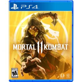 PS4 igra Mortal Kombat 11