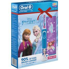 Četkica za zube BRAUN ORAL-B D100 FROZEN + Putna torbica