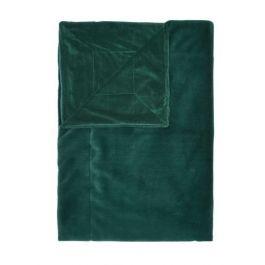 Prekrivač FURRY 150x200-Zelena
