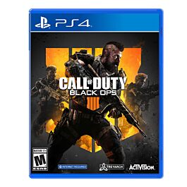 PS4 igra Call of Duty: Black Ops 4