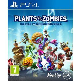 PS4 Igra PLANTS VS ZOMBIES BATTLE 4 NEIGBHORVILLE