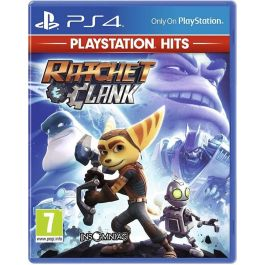 PS4 Igra RATCHET AND CLANK HITS