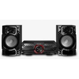 Mini Hi-Fi linija PANASONIC SC-AKX320E-K