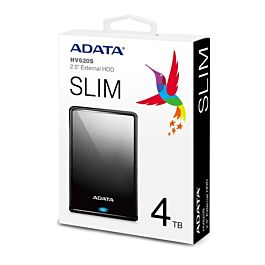 EKSTERNI HDD ADATA HV620S 4TB USB 3.1 SLIM