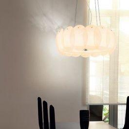 Viseća lampa OVALINO SP8 AMBER