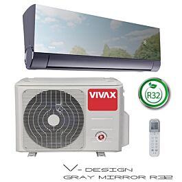 Klima uređaj VIVAX ACP-12CH35AEVI R32 Gray Mirror