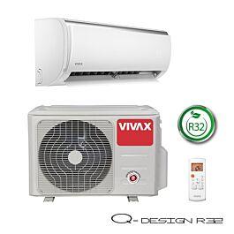 Klima uređaj VIVAX Q DESIGN 7,0kW ACP- 24CH70AEQI R32