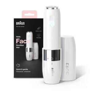 Mini epilator za lice BRAUN FS 1000