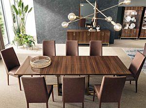 Blagovaonski stol MID CENTURY
