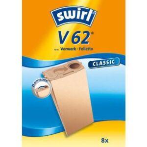 Vrećice za usisavač SWIRL V62/8