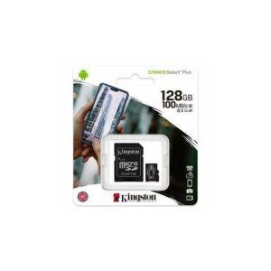 Memorijska kartica  KINGSTON 128GB MICRO SD + ADP