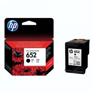 Tinta HP 652, crna