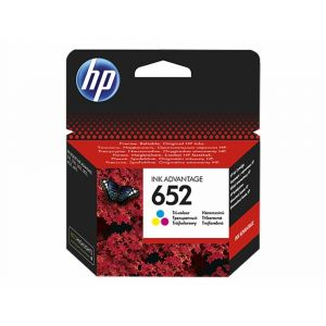 Tinta HP 652, tri-color