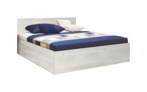 Krevet MIA SUPERFLEX 6625 Hespo-Skandinavsko bijela-140x200 cm