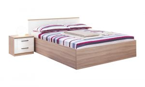 Krevet MIA SUPERFLEX 6625 Hespo-Driftwood bijela-140x200 cm