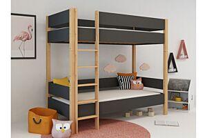 Djećji krevet na kat LOLLIPOP
