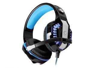 Slušalice RAMPAGE RIVIA G20 GAMING CRNO/PLAVE