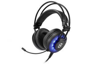 Slušalice SHARKOON SKILLER SGH2, LED Blue USB