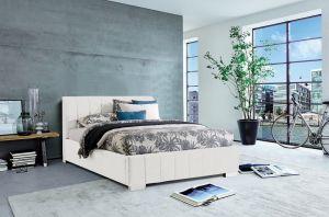 Krevet CARDIFF STORAGE-Bijela-160x200 cm