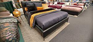 Krevet BLACK sa podiznom podnicom i spremištem 160x200 cm - Eksponat