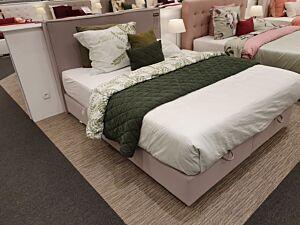 Set krevet PONTOISE + madrac BOWERY 160x200 cm - Eksponat