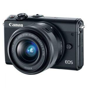 Fotoaparat CANON M100 BK, Crna