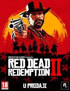 PS4 igra RED DEAD REDEMPTION 2