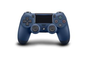 PS4 kontroler DUALSHOCK V2, Midnight blue