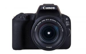Fotoaparat SLR CANON 200D 18-55